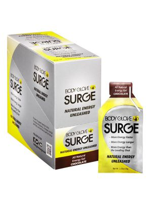 Body Glove Surge, Chocolate - 12 Pack