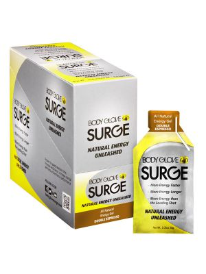 Body Glove Surge, Double Espresso - 12 Pack